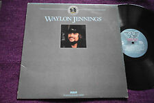 WAYLON JENNINGS  Self titled   1985 USA LP  RCA AHL1 5473