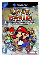 Paper Mario: The Thousand-Year Door (Nintendo GameCube, 2004) - European Version