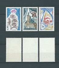 FRANCE - 1977 YT 1932 à 1934 - TIMBRES NEUFS** LUXE