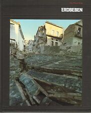 """Fachbuch """" Erdbeben """" S.176 von Bryce Walker 1993 Time-Life- Amsterdam"""
