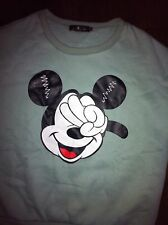 Mickey Mouse Ladies Sweat Shirt