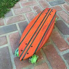 """Mini Cruiser Skateboard - Varadero """"Mini Croozer"""" - Exotic Wood"""