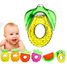 Nice Infant Teething Ring Baby Rattles Biting Toy Kid Cute Toy Baby Teether