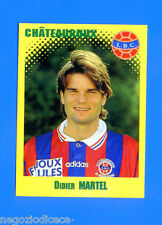 FOOT 98 FRANCE 1997-98 Figurina Sticker n. 94 - MARTEL - CHATEAUROUX -New