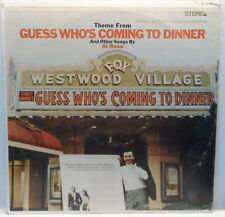 Al Rosa - Guess Who's Coming To Dinner and other songs LP Tower ST 5110