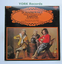 CCV 5015 - TCHAIKOVSKY - Violin Concerto SZERYNG / MUNCH Boston SO -Ex LP Record