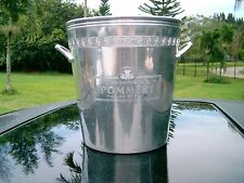 CHAMPAGNE  POMMERY   Ice Cooler  Bucket  MADE IN FRANCE