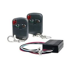 Logisys RM02 12V 15A Relay Remote Control Kit DC Connector 15 amp Heavy Duty