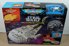 Micro Machines Star Wars Millennium Falcon Galoob 65878 Mini Figure Playset