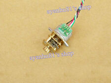 Micro 5V-12V 15mm 2 Phase 4 Wire Reducer Stepper Motor 15BY Full Metal Gear Box