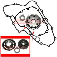 NEW HONDA TRX450R TRX 450R TRX 450 R ONE WAY STARTER CLUTCH WITH GEAR 2006-2013