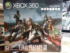 Microsoft Xbox 360 Elite Final Fantasy XIII Special Edition 250 GB Ceramic White