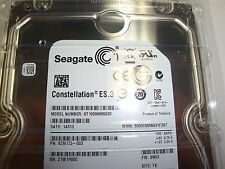 QTY 2 NEW Seagate ST1000NM0033 SN03 Firmware  ES.3 1TB  SATA 6Gb/s  9ZM173-003