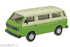 VW T3 Bus, green / Art no. 452013900, Schuco Car Model 1:64