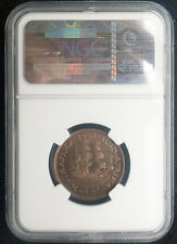 South Africa 1952 Half Penny 1/2P 1/2D Farthing Proof PF65 RB - High Grade NGC
