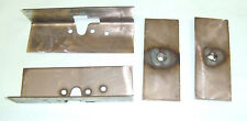 Street Race Hot Rod Door Latches Installation Kit  **USA made**  Small Size