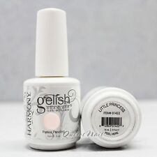 Gelish Harmony Soak Off Gel LITTLE PRINCESSES 01422 0.5oz Pink French Manicure