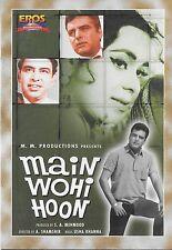 MAIN WOHI HOON - FEROZ KHAN - KUM KUM - NEU BOLLYWOOD DVD