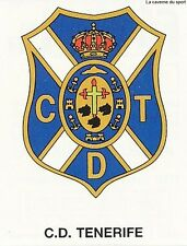 N°017 ESCUDO BADGE CD TENERIFE CROMO STICKER PANINI LIGA 1994