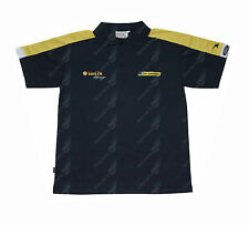 Ford Shell Helix Racing Navy Dress Polo Shirt Short Sleeve - Brand New - Large
