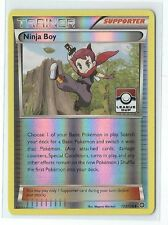Pokemon League Cup Ninja Boy Trainer Card #103/114 Rev Holo MINT FREE SHIPPING