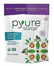 Pyure Organic Stevia All-Purpose Blend Sweetener, 16 Ounce  by Pyure NEW (AOI)