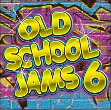 Old School Jams, Vol. 6 by Various Artists (CD, Jun-2006, 2 Discs, SPG)