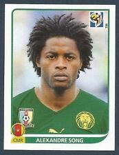 PANINI-SOUTH AFRICA 2010 WORLD CUP- #399-CAMEROON & ARSENAL-ALEXANDRE SONG