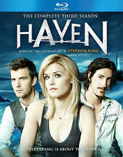 Haven: Complete Third Season (Blu-ray), New DVD, ,