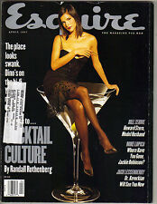Esquire Magazine 4/97 HOWARD STERN BILLY BOB THORNTON GABRIEL BYRNE