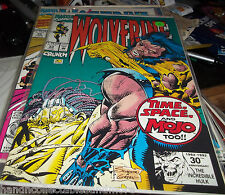 WOLVERINE COMIC # 53   MOJO + marvel