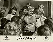 Original Kino Aushang Photo, Stefanie, von 1958