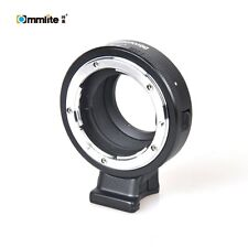 Commlite Aperture Mount Adapter for Nikon A F G D Mount to M4/3 MFT Camera