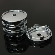 4x Universal Car Wheel Center HUB CAP Sticker 60mm Plastic Hot Design