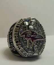 2012 BALTIMORE Ravens Super Bowl Championship ring Flaco