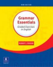 Grammar Essentials:  Graded Exercises in English, New Edition