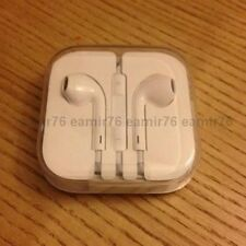 100% AUTENTICO / UFFICIALE APPLE EARPODS Auricolari iPhone 6S 5S 5C 5 4 4S IPOD IPAD.