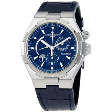 Vacheron Overseas Dual Time Automatic Mens Watch 47450000A-9039