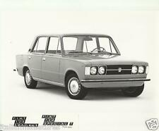 Fiat 124 Special T Twin Cam Originial Press Photograph With Original Amendment