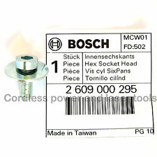 Bosch PMF 180 E Multi Cutter Saw Tool Blade Pad Clamping Screw 2 609 000 295
