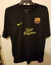 BARCELONA SHIRT SIZE XL 2011-2012 SEASON away