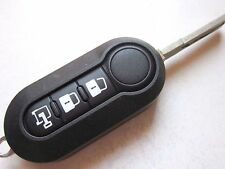 Fiat 3 Button Complete Remote Key 433MHz - DUCATO 3  2012-2013