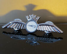 BA British Airways Pilot Wing Pin Badge 60mm concorde replica