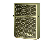 Zippo Zippo 1935 Grill Mesh A / Antique Brass / RARE Model from Japan !