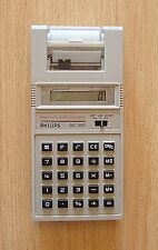 Calculator / Calculadora Antigua SBC 1880 Electronic Print (Vintage) (Philips)