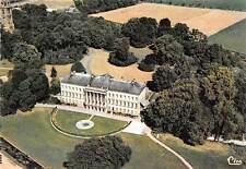 Belgium Domaien de Cambron Casteau Vue aerienne Castle