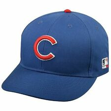 Chicago Cubs MLB YOUTH Cotton Twill Adjustable Cap Hat