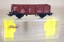 LILIPUT 211 00 DB MITTENKIPPER wagons de marchandises OUVERTURE