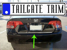 Honda CIVIC 2007 2008 2009 Chrome Tailgate Trunk Trim