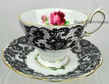 Lovely Royal Albert SENORITA Bone China TEA CUP & SAUCER Made In England RARE